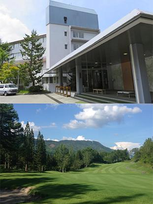 飛騨数河リゾート&カントリークラブ 風景
